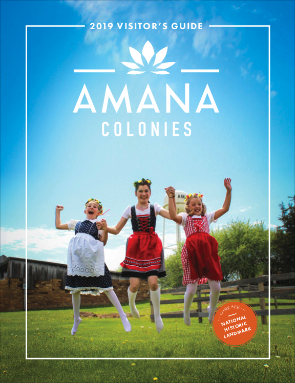 Amana Colonies Visitor Guide