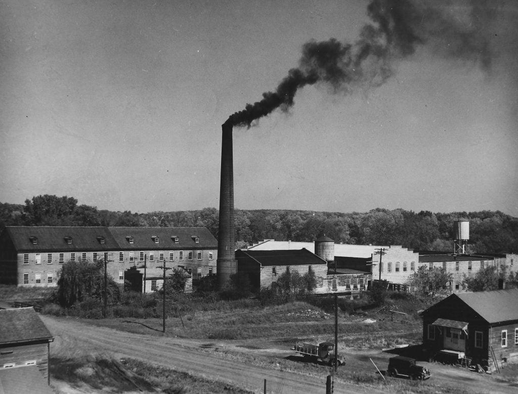 1930s Amana Woolen Mill