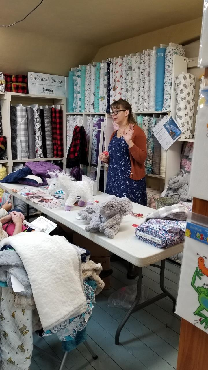 Quilting And Needlework Amana Colonies In Amana Iowa