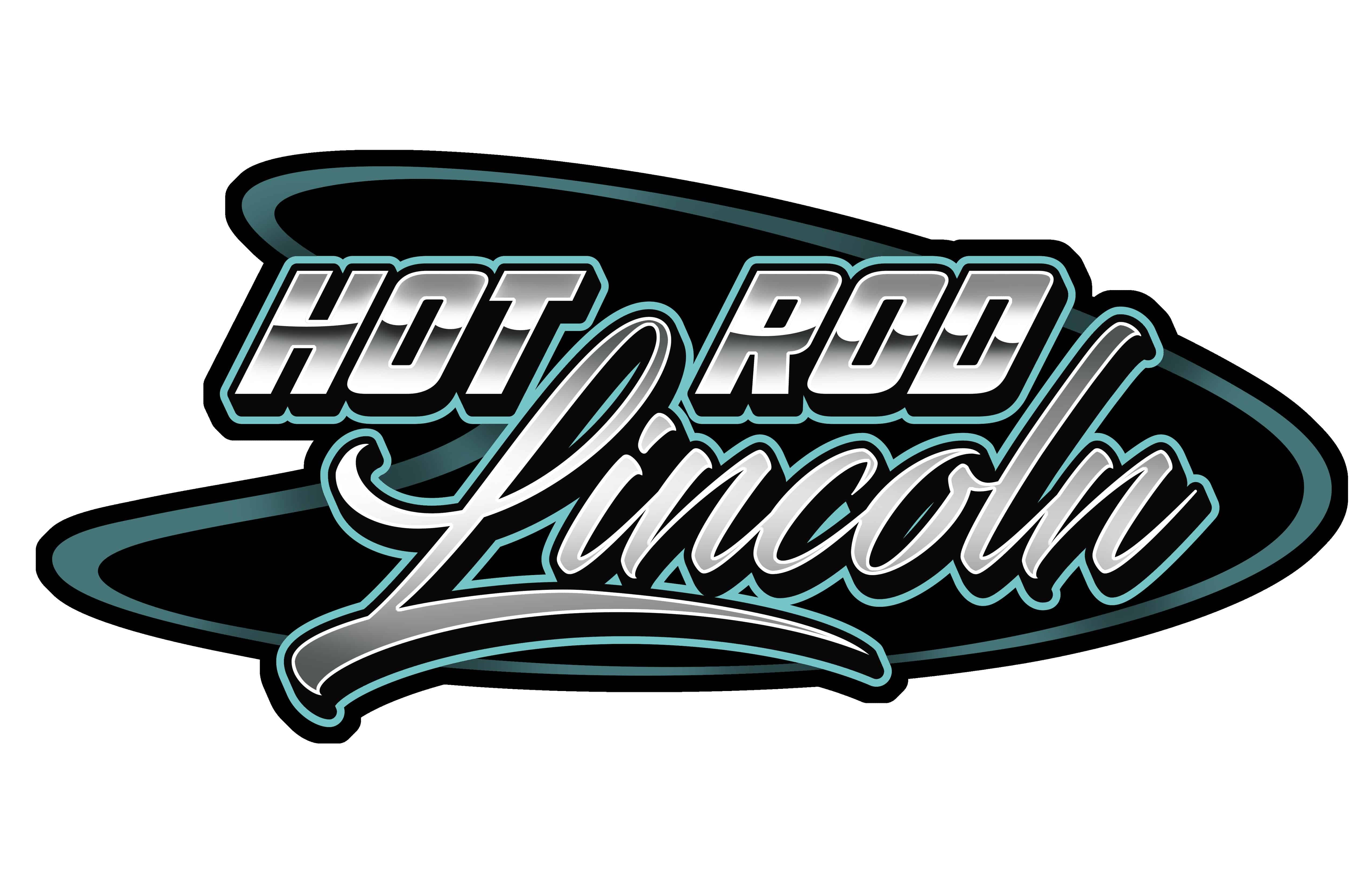 The band Hot Rod Lincoln logo