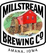 Millstream Brewing Co. logo